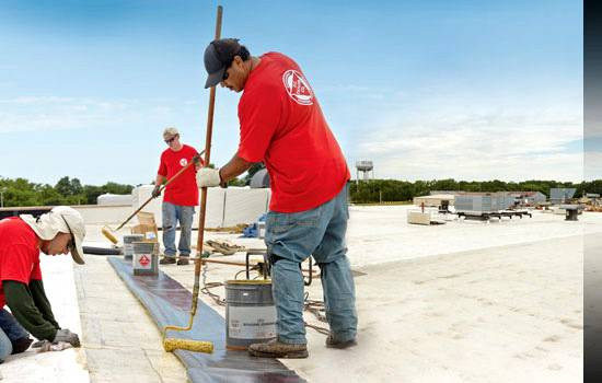 Industrial & Commercial Roofing Installation, Roofing Repairs, Roofing Maintenance | D. C. Taylor Co.