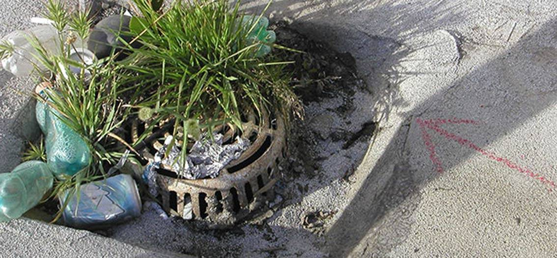 Prevent Clogged Drains Roof Commercial Repair