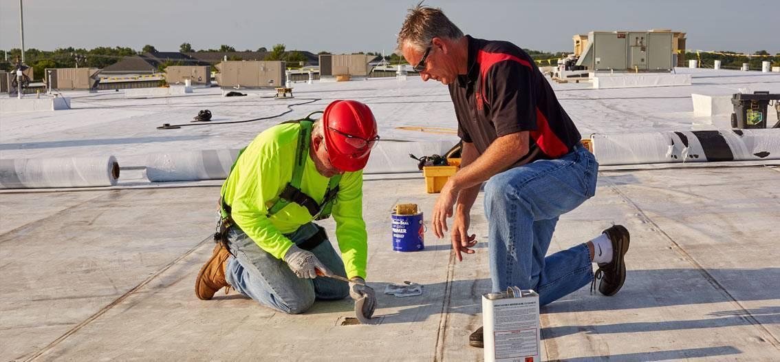 The Roofing Core Cuts Process D C Taylor Co D C
