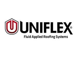 D. C. Taylor Co. is an approved applicator for Uniflex Roofing Systems