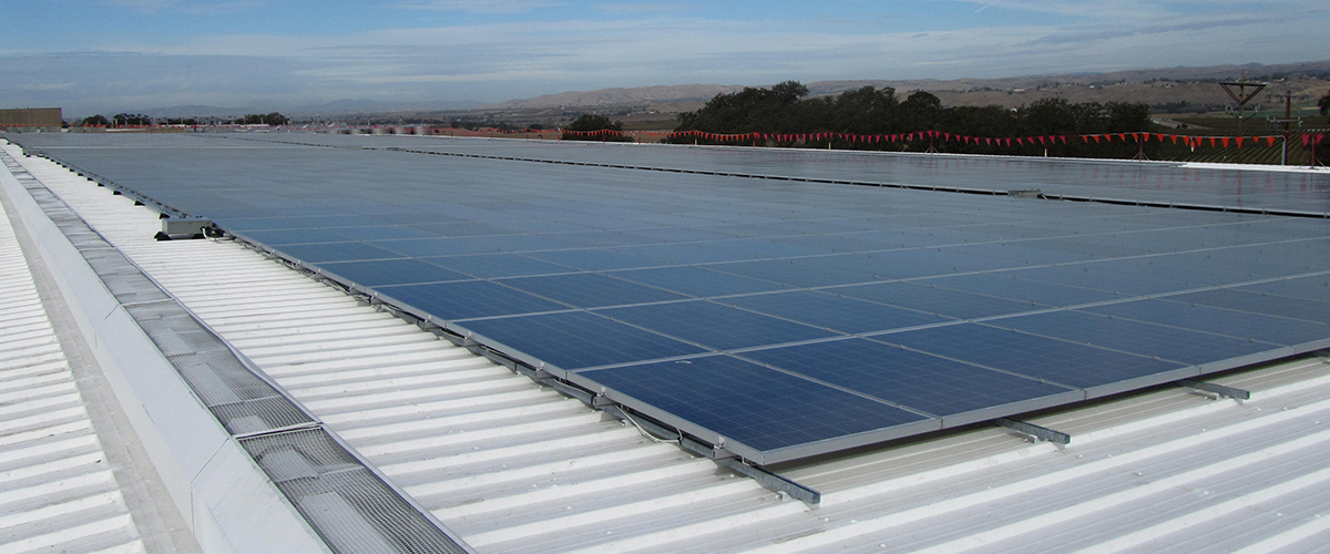 Solar Panel Install D C Taylor Co